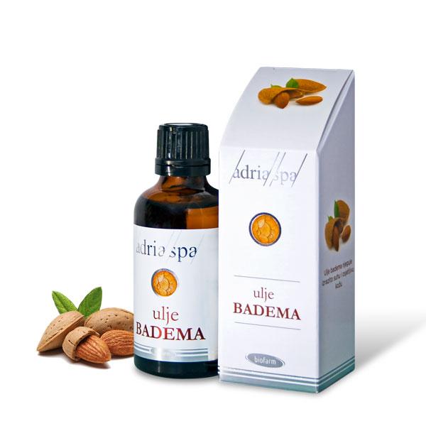 Adria Spa Bademovo ulje– Biofarm