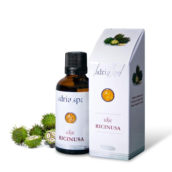 Adria Spa Ricinusovo ulje– Biofarm