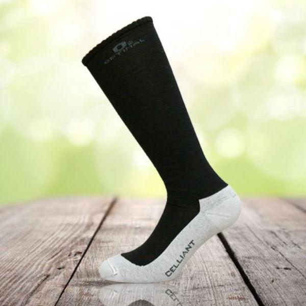 Visoke Optimal/Celliant merino vuna čarape