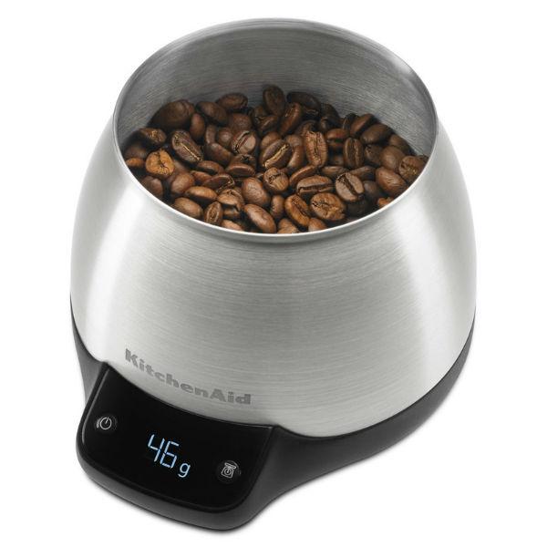 KitchenAid digitalna vaga za kavu
