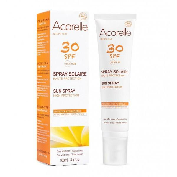 Sprej za sunčanje SPF 30 - Acorelle