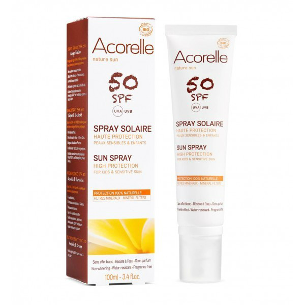 Sprej za sunčanje SPF 50 - Acorelle