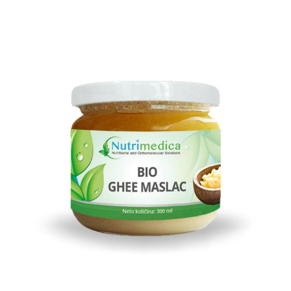 Nutrimedica-Bio ghee maslac