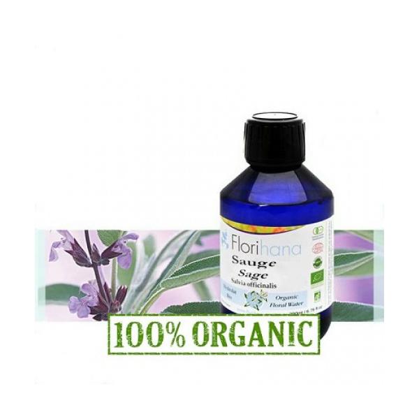 Florihana-Hidrolat Kadulje organski uzgoj