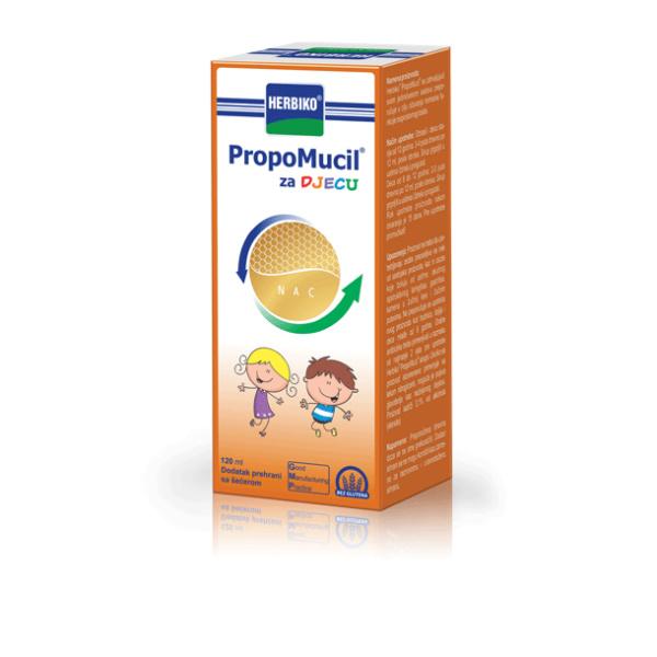 Abela Pharm-Propomucil tekući dodatak prehrani za djecu
