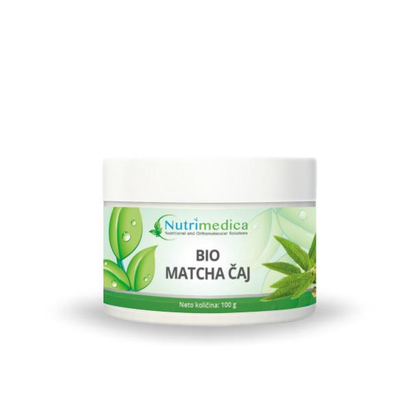 Eko Matcha čaj - Nutrimedica