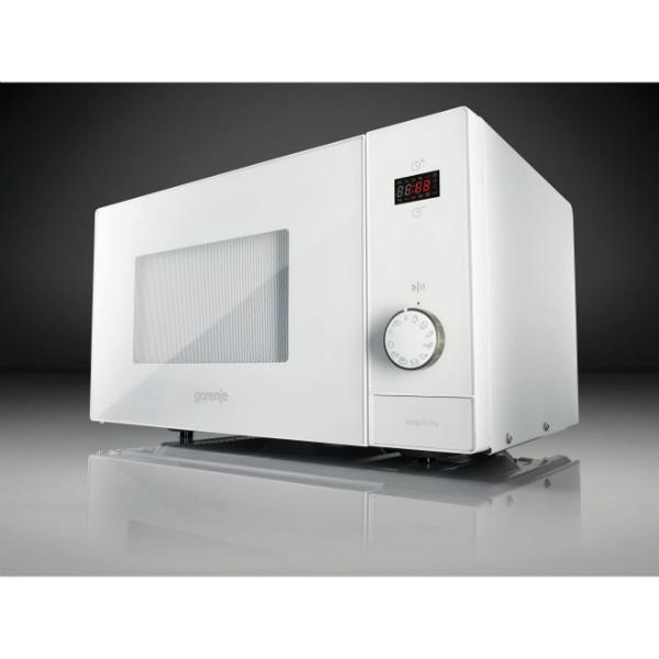 Samostojeća mikrovalna pećnica MO6240SY2W – Gorenje
