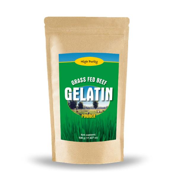 Goveđa konzumna želatina u prahu - Nutrimedica