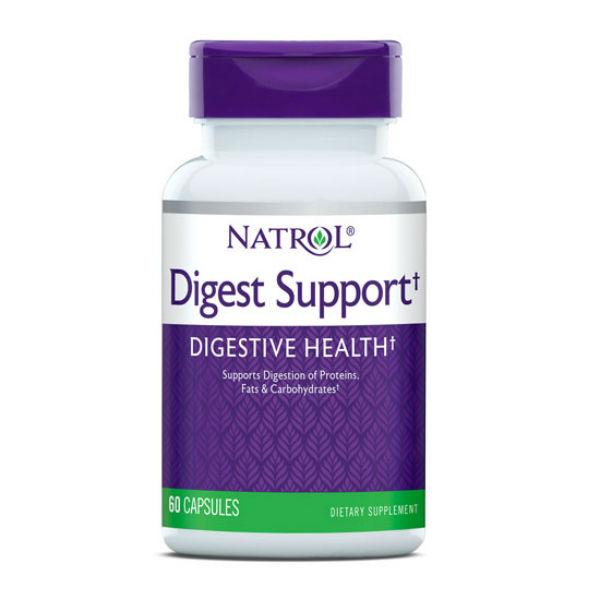 Digest Support kapsule - Natrol
