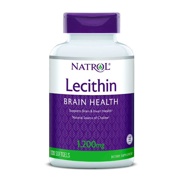 Lecithin (1200mg) - Natrol