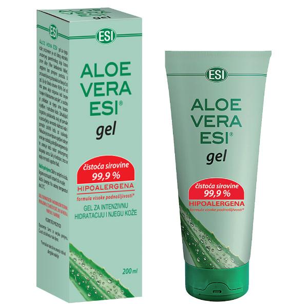 ESI - Aloe Vera čisti gel