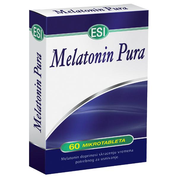 Melatonin Pura - ESI