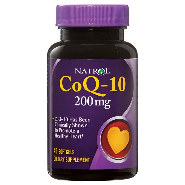Koenzim Q10 Natrol