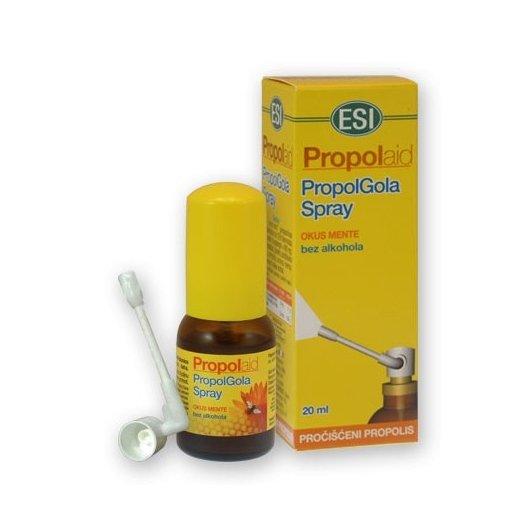 ESI - Propolaid PropolGola sprej za grlo