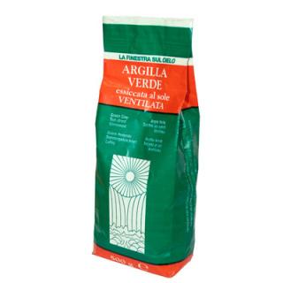 Ventilirana zelena glina (500g)