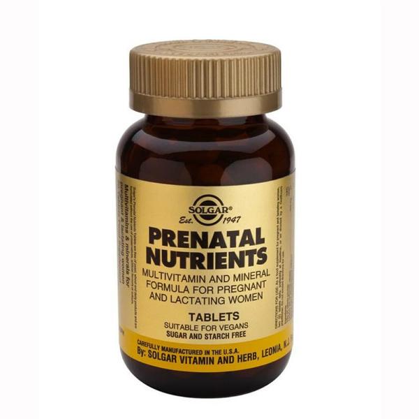 Solgar - Prenatal kapsule