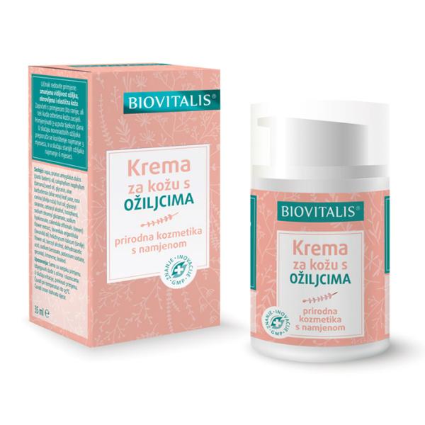 Biovitalis - Krema za kožu s prištićima (40ml)