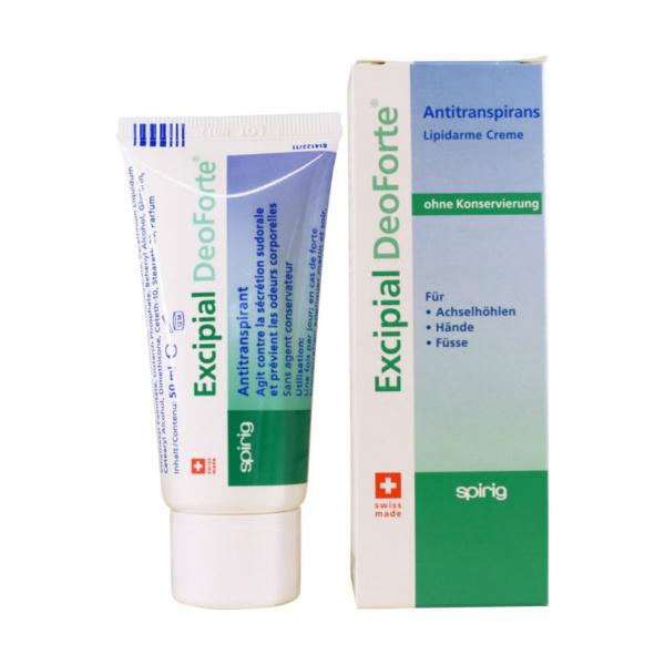 DeoForte (50ml) antiperspirantna krema