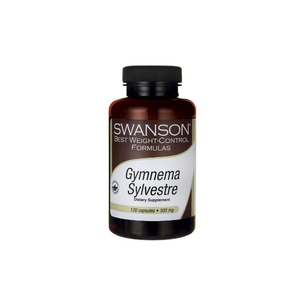 Swanson - Gymnema Sylvestre Srebrna svilenica 300 mg (120 kapsula)
