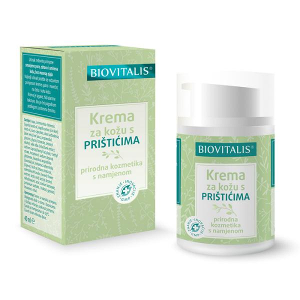 Krema za kožu s prištićima (40ml) - Biovitalis