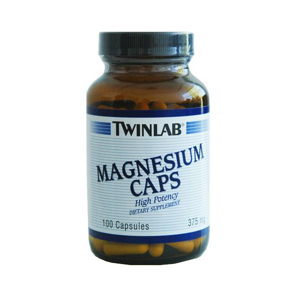 Magnezij (100 kapsula) - Twinlab