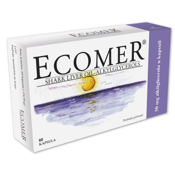 Ecomer (60 kapsula) - Hug Your Life