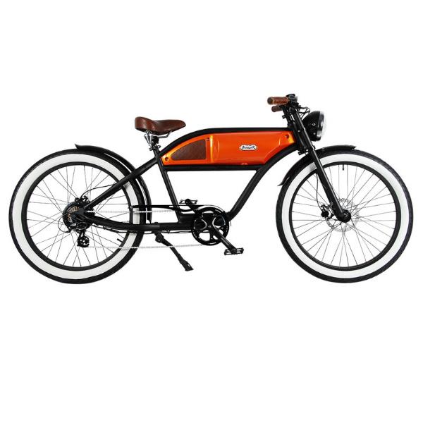 Električni bicikl - Michael Blast