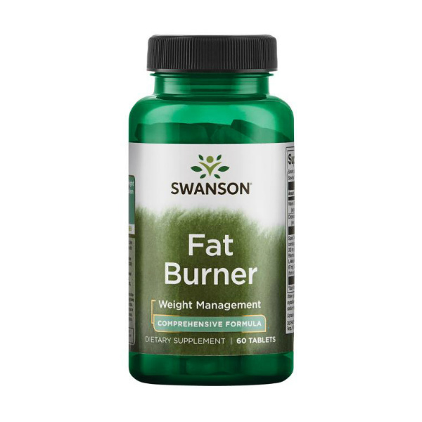 Swanson Fat Burner 60 tableta