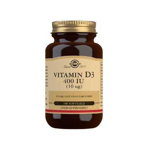 Vitamin D Solgar